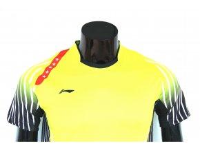 Sportovní tričko LI-NING World Champ 2014 Yellow
