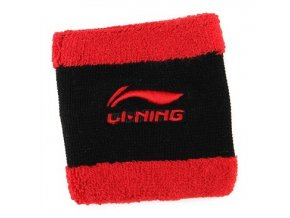 Potítko LI-NING Double black-red