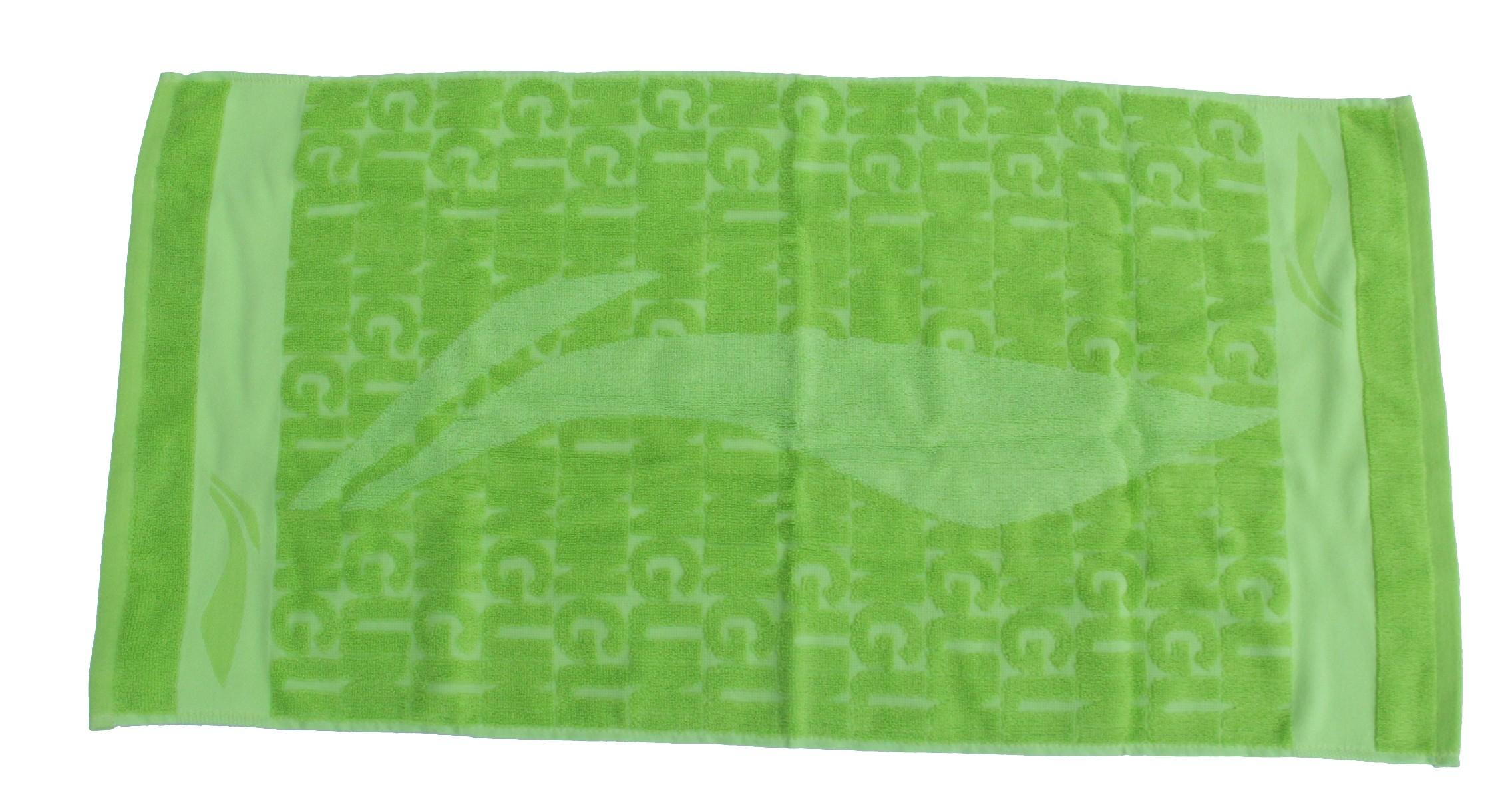 Ručník LI-NING Zelená