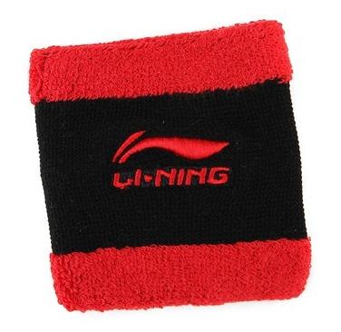 Potítko LI-NING Double black-red