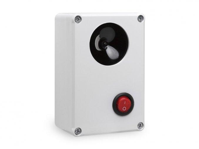 Vodotesný, ultrazvukový plašič na kuny, myši a potkany DRAGON ULTRASONIC H6 p1