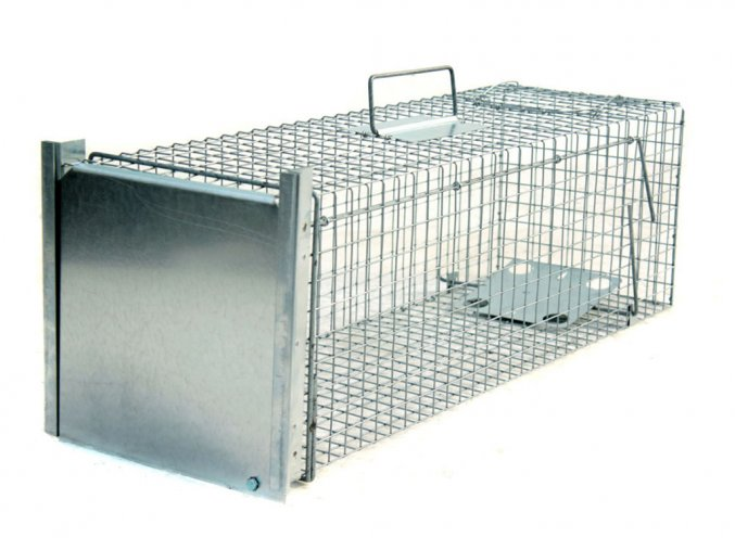 Pasca na kuny, mačky, potkany, krysy, lasice a tchora - ZL82x26x26  + v balenie DARČEK ZADARMO - odchytová sada za €5.99,-