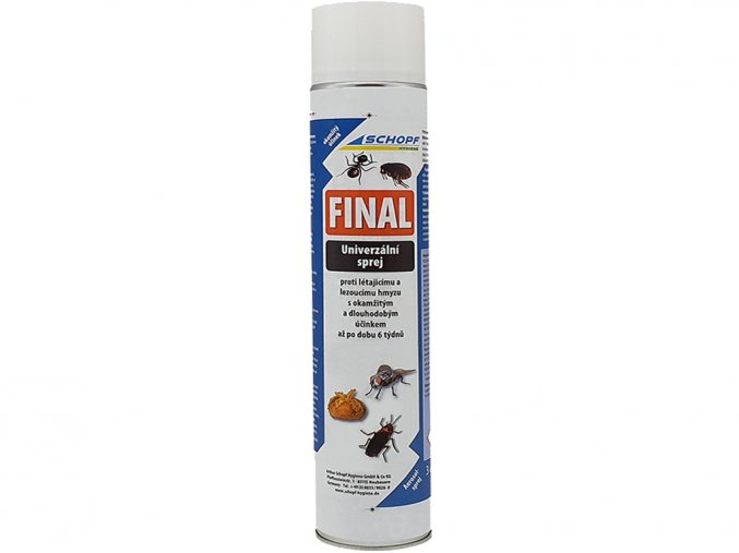 FINAL UNIVERSAL SPRAY, 750ml I