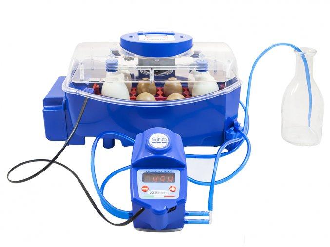 Automatická liaheň na vajcia LUMIA 8 EXPERT s doliahňou hydiny v1