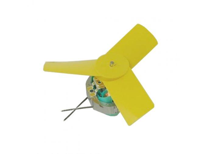 Náhradný diel ventilátor s vrtuľkou PUISOR 1.0.VNTR