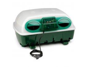 Liaheň na vajcia COVINA ET49 - s doliahňou hydiny  - kapacita 49 vajec, poloautomatické otáčanie, regulácia teploty, digitálny teplomer, externá nádržka na vodu