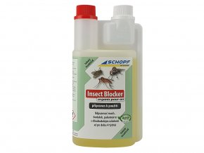INSECT BLOCKER ORGANIC POUR ON, 500ml
