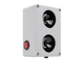 Vodotesný, ultrazvukový plašič na kuny, myši a potkany DRAGON ULTRASONIC C200 p1