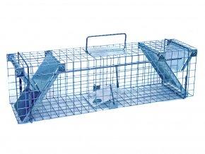 Pasca na kuny, potkany, krysy, lasice a tchora - ZL82x17x20  + v balenie DARČEK ZADARMO - odchytová sada za €5.99,-