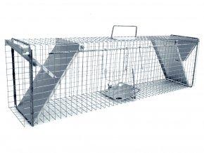 Pasca na kuny, mačky, potkany, krysy, lasice a tchora - ZL112x21x31  + v balenie DARČEK ZADARMO - odchytová sada za €5.99,-