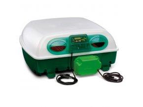 Liaheň na vajcia COVINA ET24 AUTOMATIC - s doliahňou hydiny  - kapacita 24 vajec, automatické otáčanie, regulácia teploty, digitálny teplomer, externá nádržka na vodu