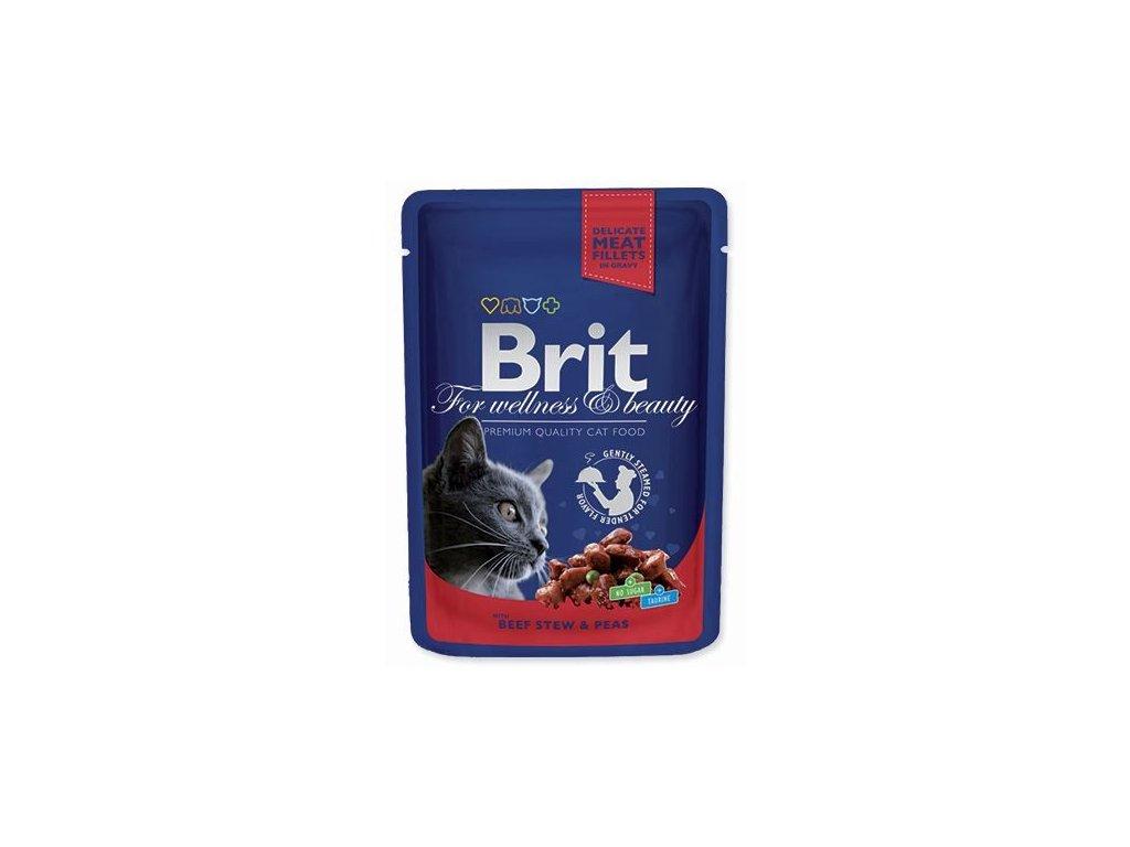 Kapsička Brit Premium Cat