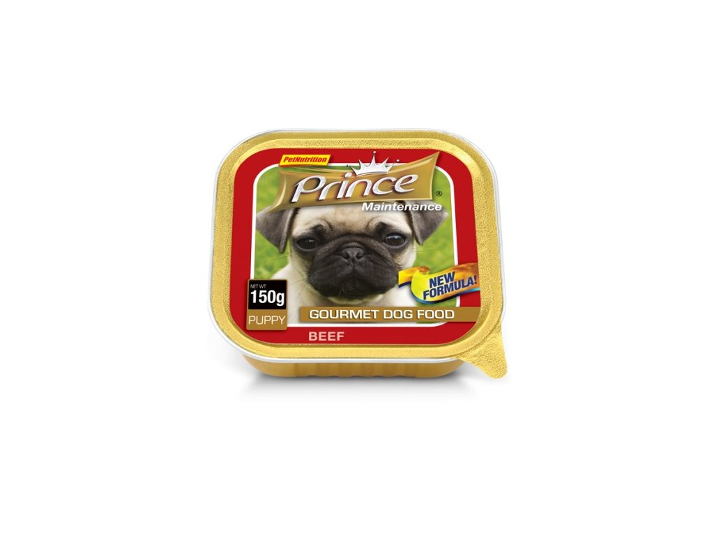 PRINCE PATE DOG PUPPY 150 g