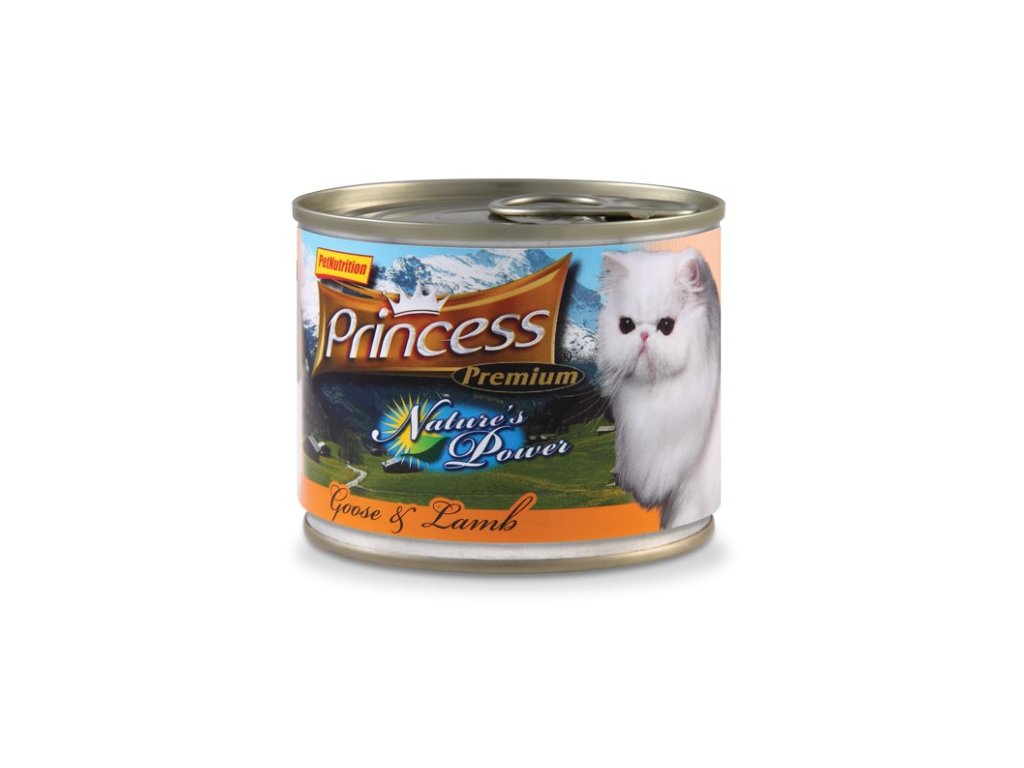 PRINCESS NATURES POWER 200g