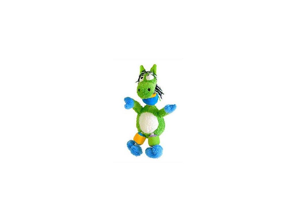 Hračka pes Trio Buddies Oslík, Dodo, Scooby plyš 37cm