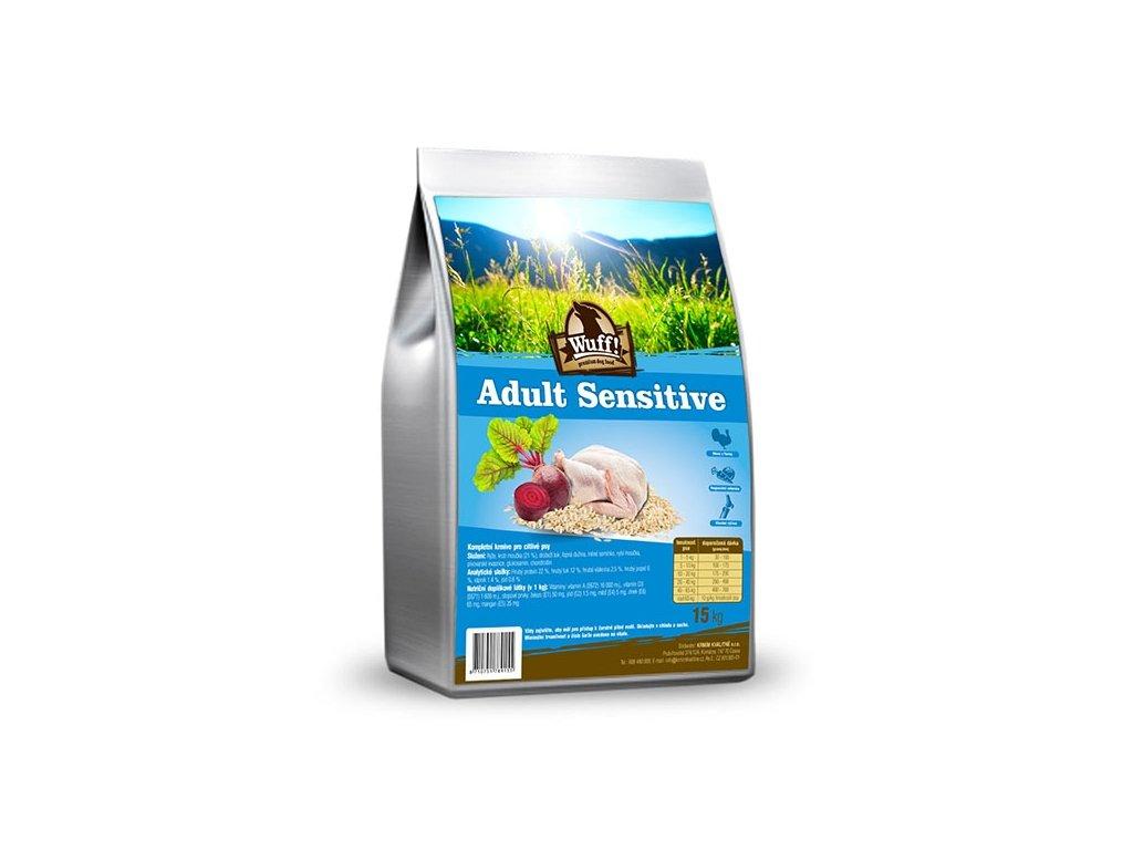 wuff adult sensitive