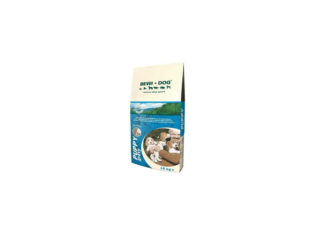 Bewi Dog Puppy Gravy Rich in Poultry - nová receptura