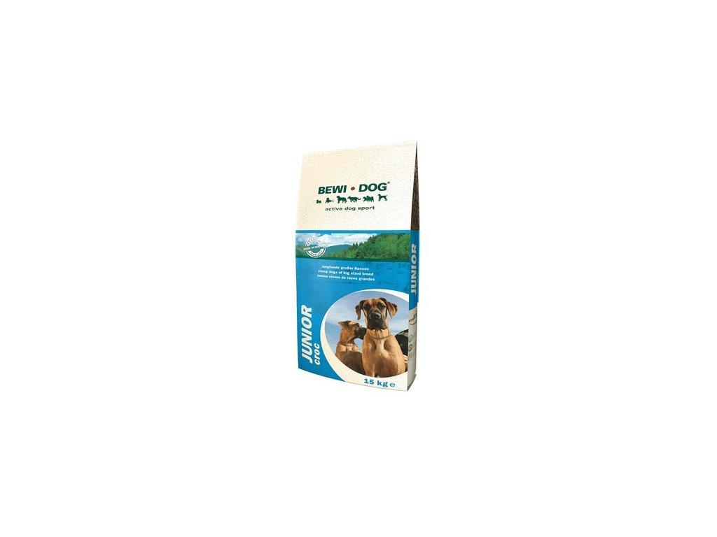 Bewi Dog Junior Rich in Poultry - nová receptura