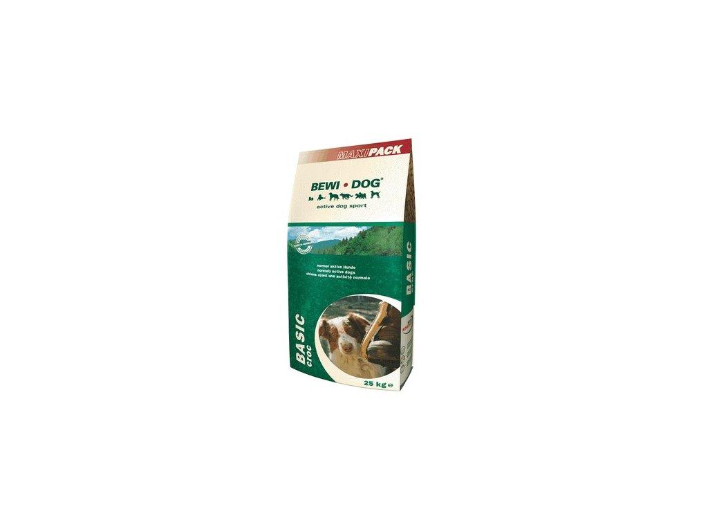 Bewi Dog Basic Rich in Poultry - nová receptura