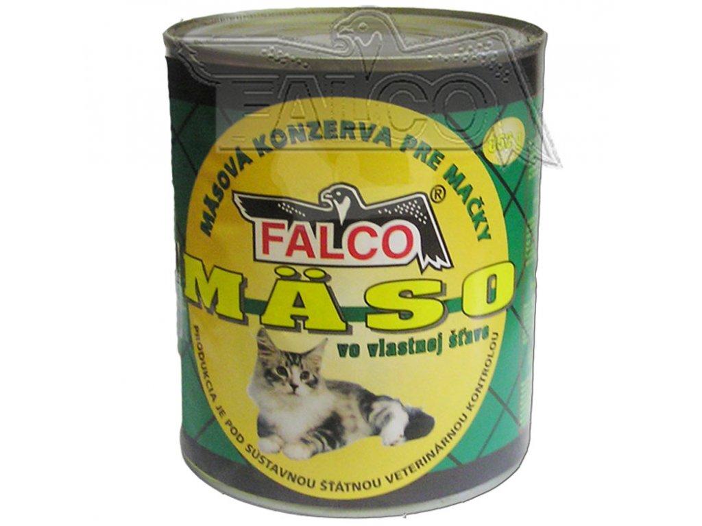 Falco maso kočky 400 g a 800 g