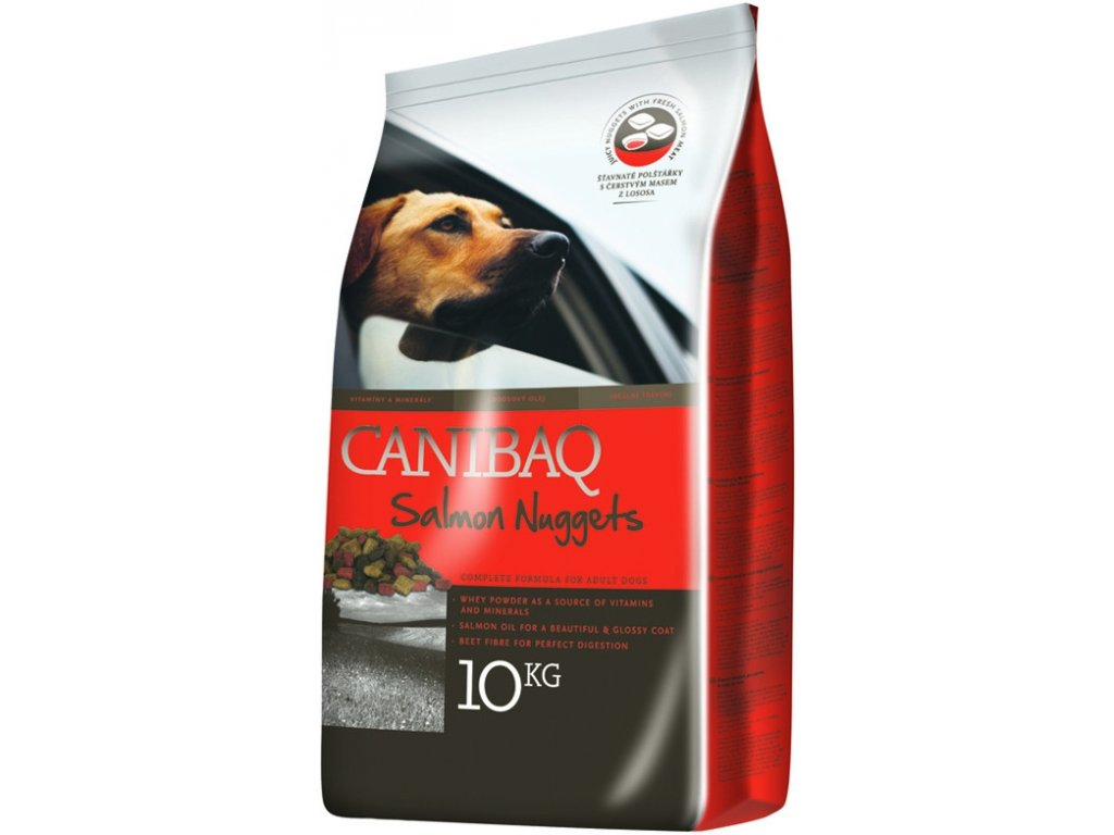 CANIBAQ salmon nuggets - 10 kg