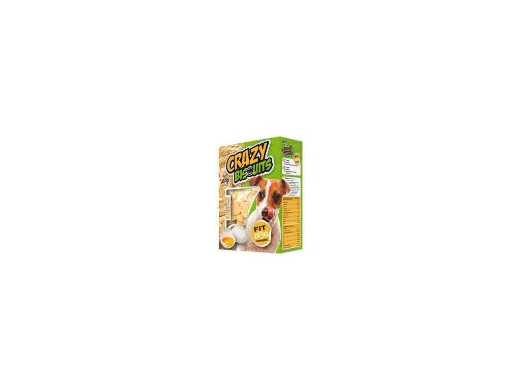DIBAQ Crazy Biscuits piškot pro psy