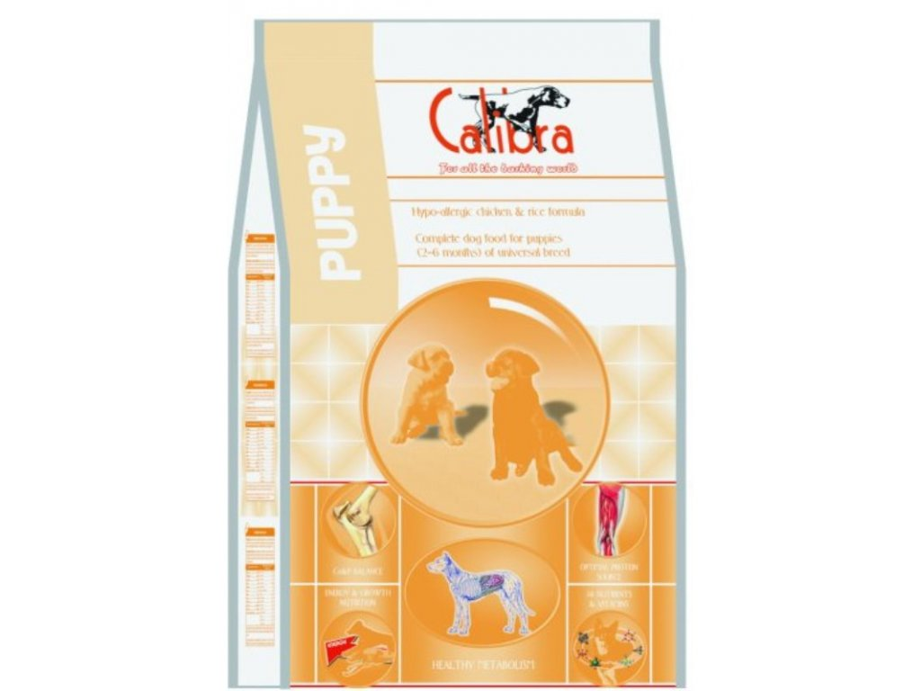 Calibra Dog Puppy
