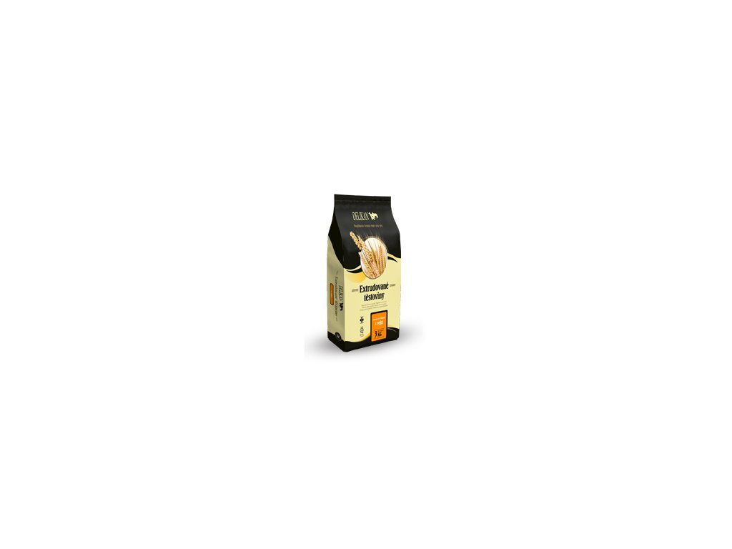 Extrudované těstoviny s vejci 3 kg