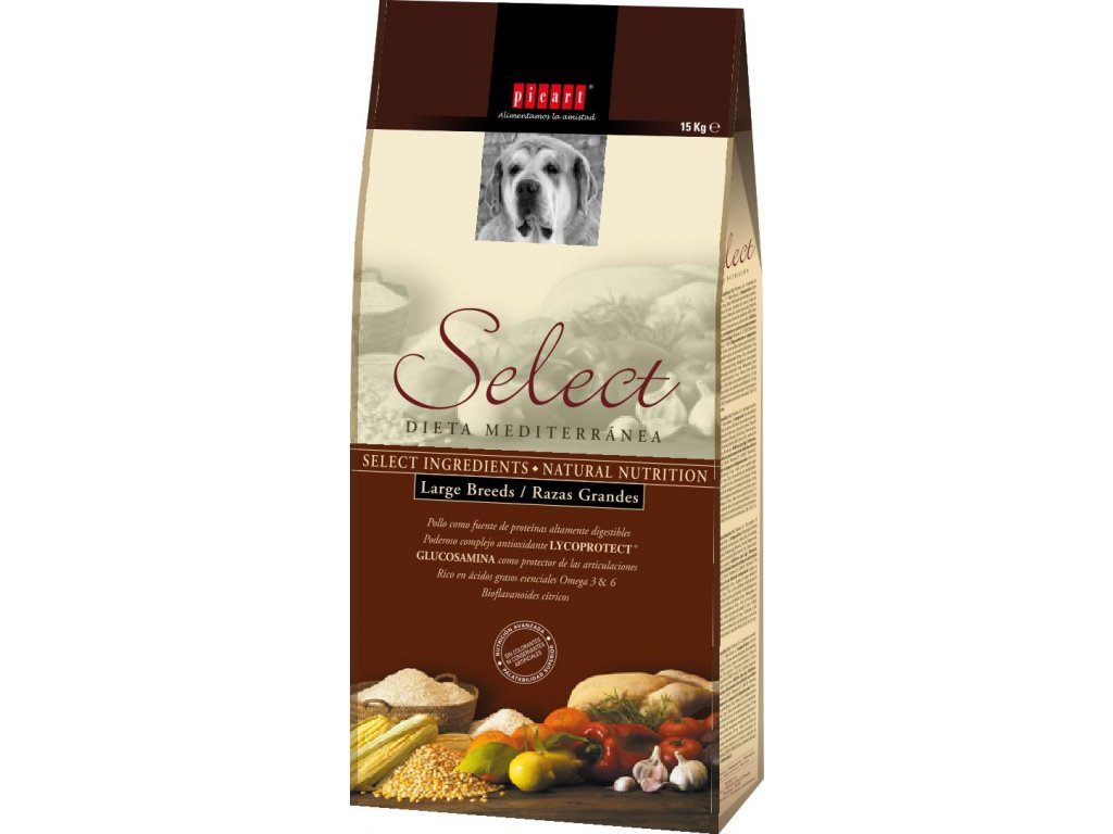 Select Large Breeds 15 kg