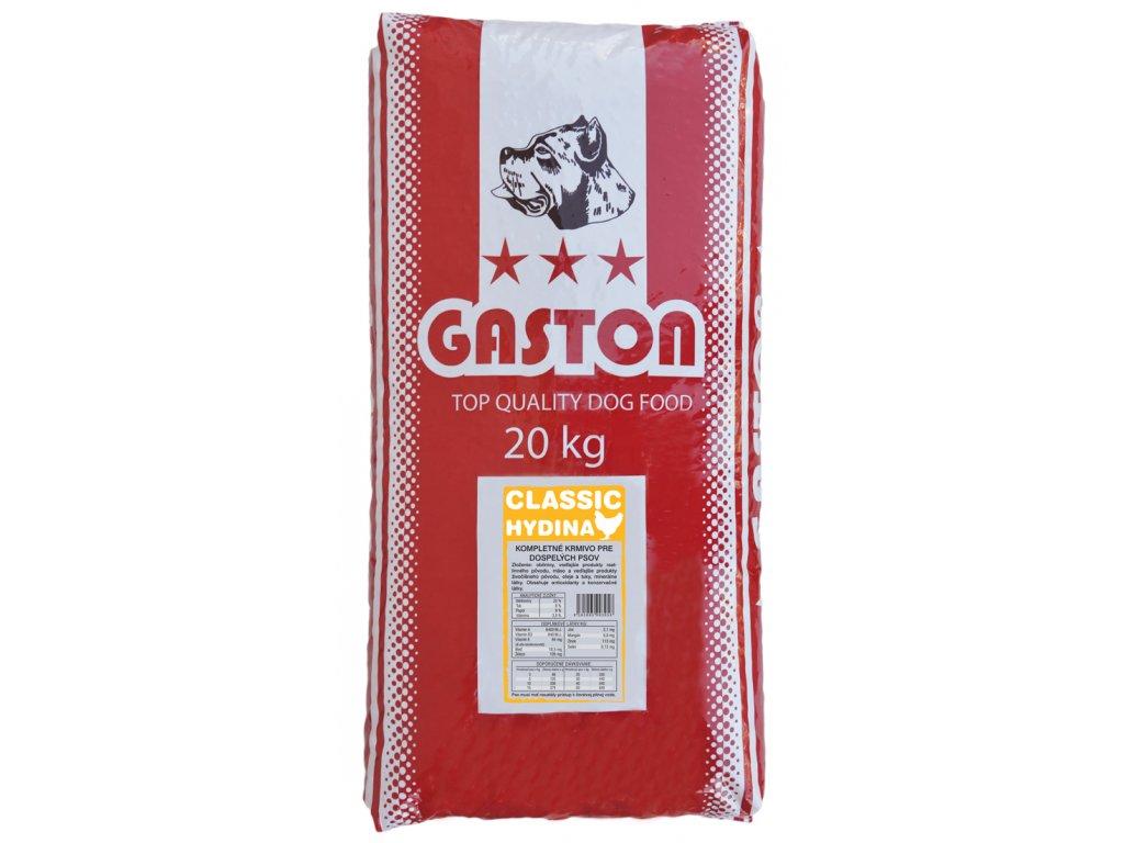 Gaston Classic Drůbež 20/8