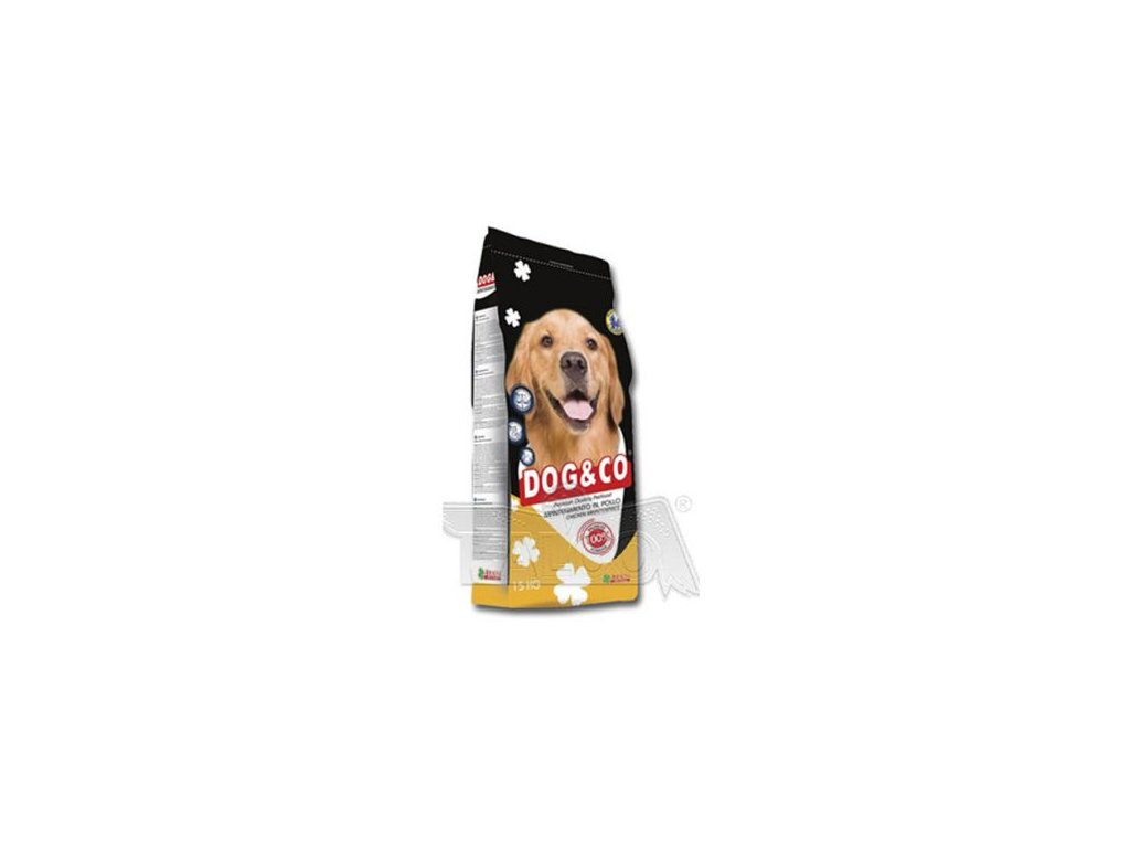 DOG & CO Adult 15 kg