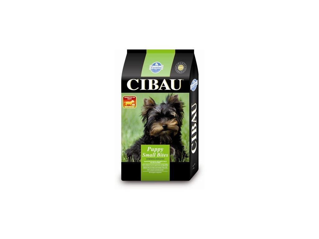 Cibau Puppy Small Bites 3 kg