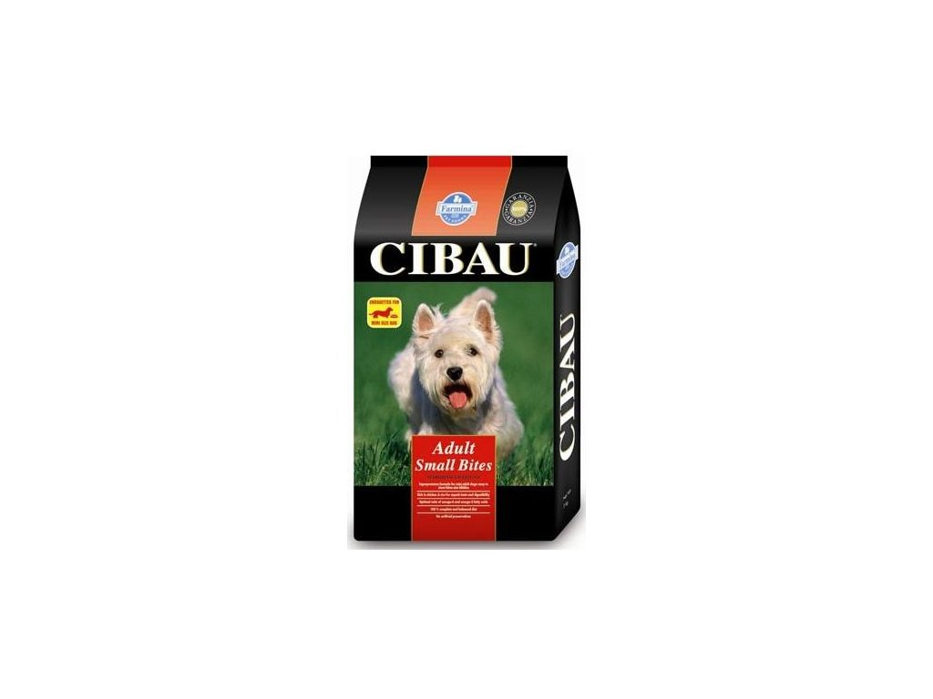 Cibau Adult Small Bites