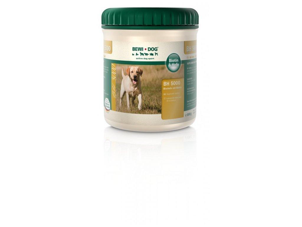 BEWI DOG BH 5000 s biotinem 800 g