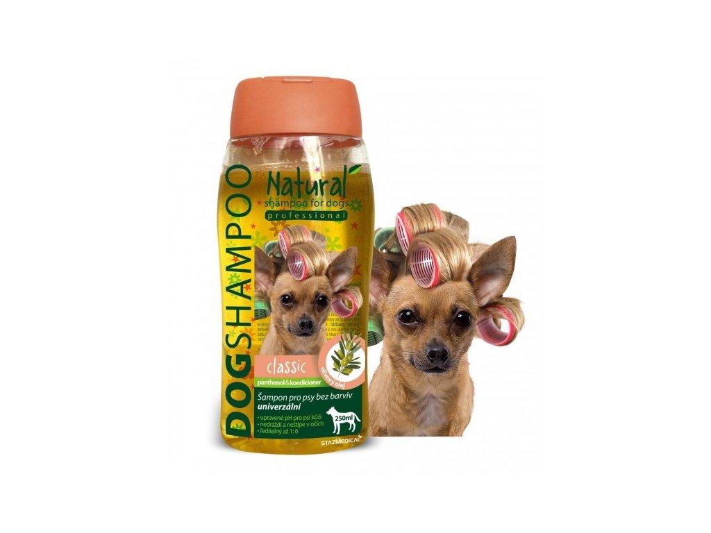 Šampon pro psy - univerzální s olivovým olejem