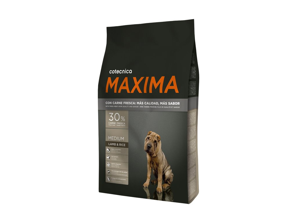 Maxima Medium Lamb & Rice 14 kg