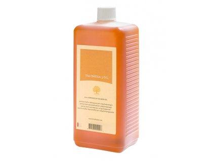 Omega 3 Oil (lososový olej) Essential Foods 1 L