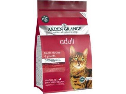 Arden Grange Cat Adult Chicken & Potato