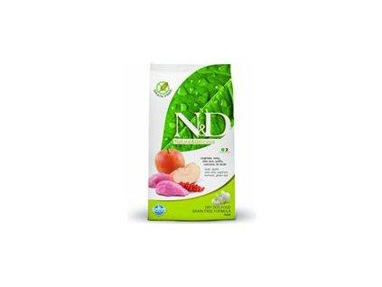 N&D Grain Free DOG Adult Maxi Boar & Apple