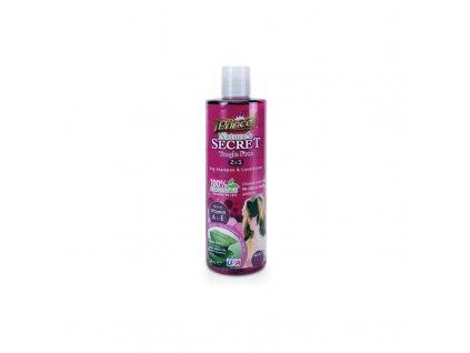 PRINCE & PRINCESS NATURES SECRET šampon proti rozcuchání 2v1 šampon a kondicionér