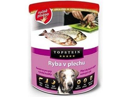 TopStein ryba v plechu 855 g