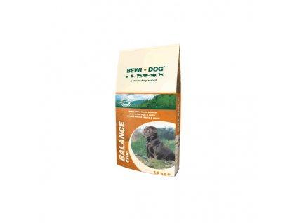Bewi Dog Balance With Rice - nová receptura