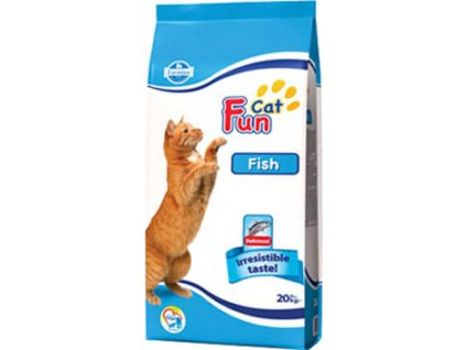Fun Cat Fish 20 kg