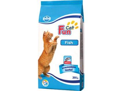 Fun Cat Fish 20 kg
