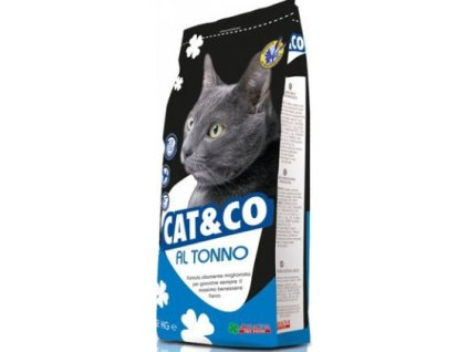 Cat & Co tuňák 20 kg