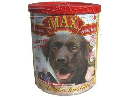 Max 1/4 kuřete 400 g a 800 g