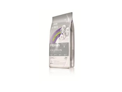 Fitmin dog Solution Lamb&Rice