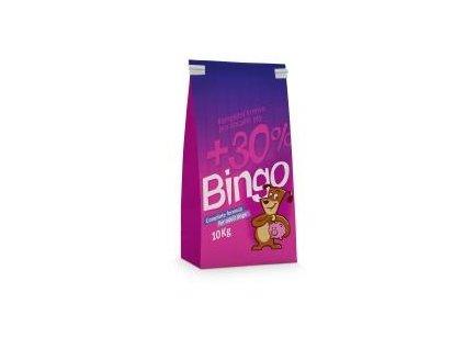 BINGO - 7,2 kg + 30% NAVÍC