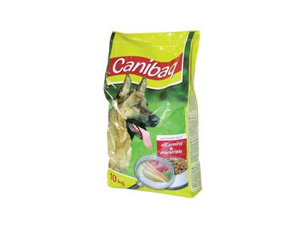 CANIBAQ croquetas - 10 kg