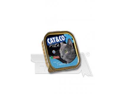 CAT&CO paštika tuňák 100g